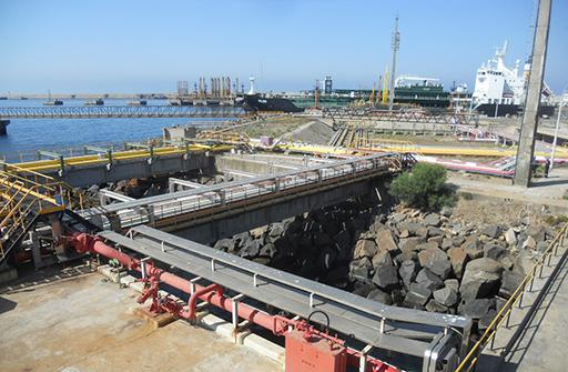 Repsol – Sines Terminal Port